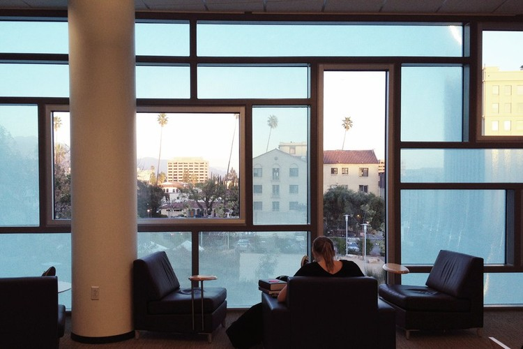 Exterior Glazing - ClearShade for Clerestories & Facades. Image Courtesy of Panelite