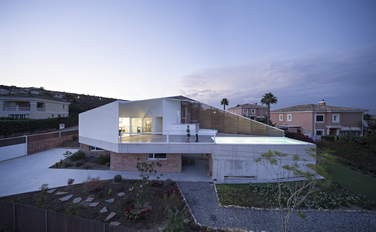 2017 AR 新晋建筑奖获奖者揭晓!, Highly Commended: Casa de Los Vientos / José Luis Muñoz. Image Courtesy of The Architectural Review Emerging Architecture Awards