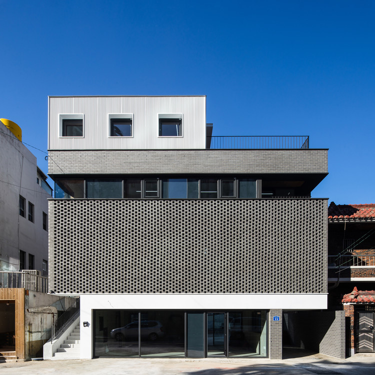 '海风'住宅 Piccolo Haus / SMART ARCHITECTURE, © Yoon Dong-gyu