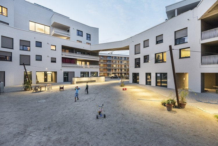 WINNER: wagnisART Residential Housing Project, Munich / bogevischs buero and SHAG Schindler Hable Architekten. Image © Julia Knop