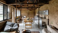 渤海镇 Studio Cottage / Christian Taeubert + Sun Min