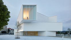 Théodore Gouvy 剧院  / Dominique Coulon & associés