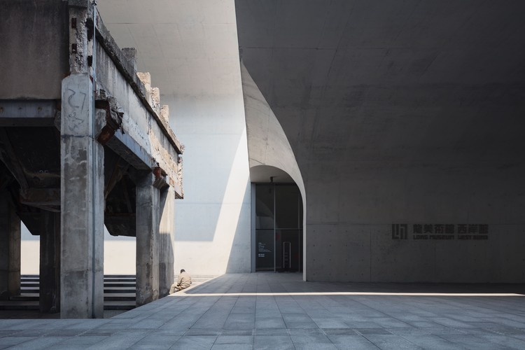 2018 全球建筑摄影大赛入围名单公布!, Long Museum West Bund Shanghai China by Atelier Deshaus. Image © Pawel Paniczko