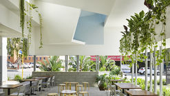 可渗水绿色商店 / Cavill Architects + Jasper Brown