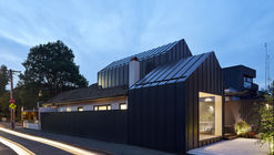 影子住宅 / Nic Owen Architects