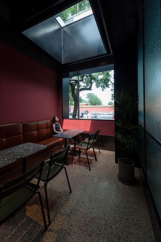 北京 Red Wall Café  / B336 Design Group, ? Eric Zhang