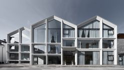 Schgaguler 度假酒店 / Peter Pichler Architecture
