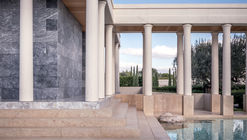 Amanzoe 奢华酒店与度假村 / Edward Tuttle | Designrealization