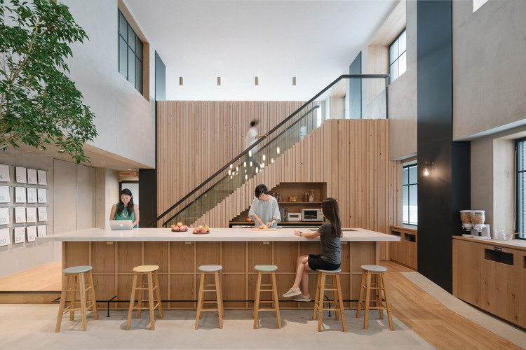 Airbnb 东京办事处 / Suppose Design Office , © Studio Periphery