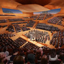 Concept Design: Centre for Music. Image Courtesy of Diller Scofidio + Renfro