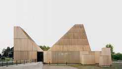 V%c3%a5ler church 01 architect espen surnevik photo rasmus norlander