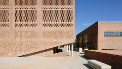 普马兰加大学 / GAPP Architects & Urban Designers