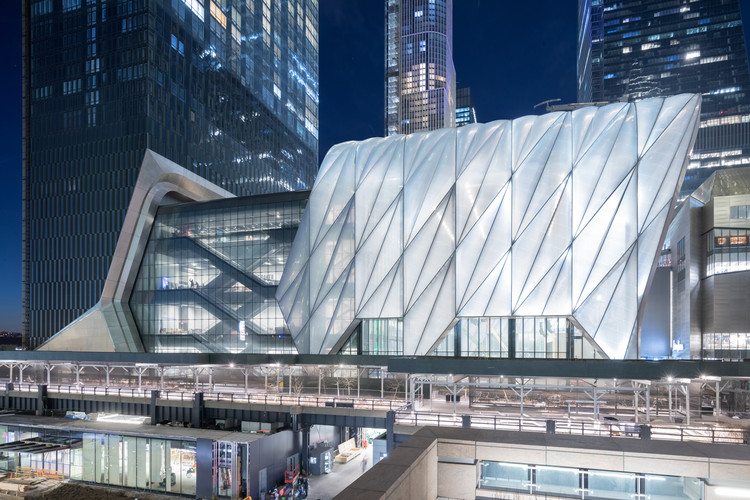 The Shed 艺术中心 / Diller Scofidio + Renfro, © Iwan Baan