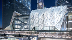 The Shed 艺术中心 / Diller Scofidio + Renfro