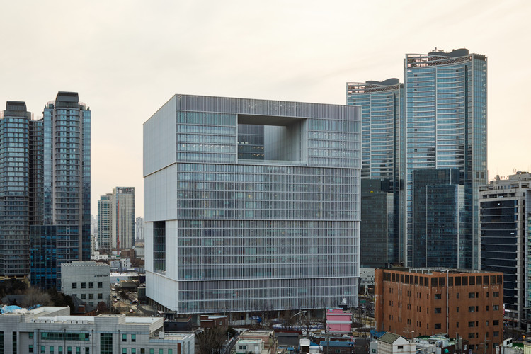 爱茉莉太平洋集团总部 / David Chipperfield Architects, © Noshe