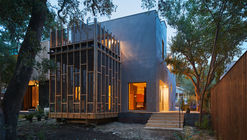 大卫街屋 / Murray Legge Architecture