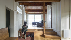 Riverchapel住宅 / Robert Bourke Architects