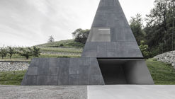 意大利葡萄酒窖/bergmeisterwolf architekten