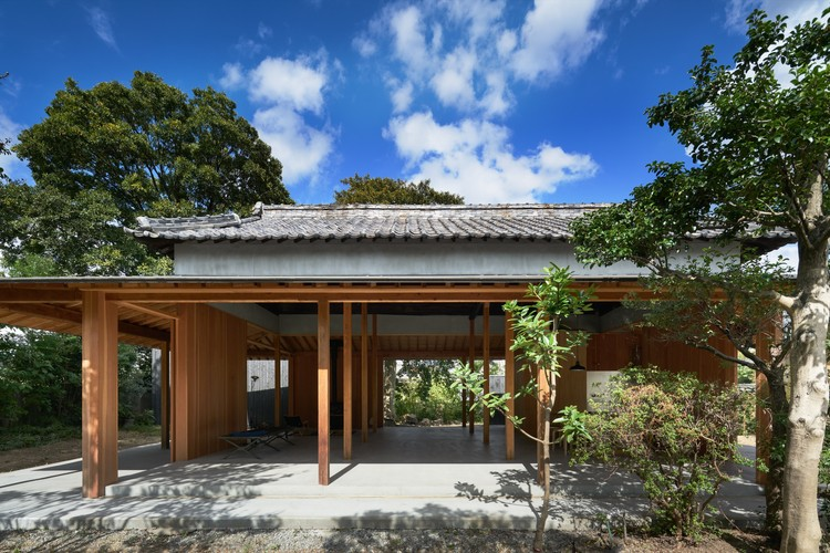 2019 AR住宅竞赛结果公布, House in Kamitomii, Kurashiki, Japan / General Design Co.. Image © daici ano