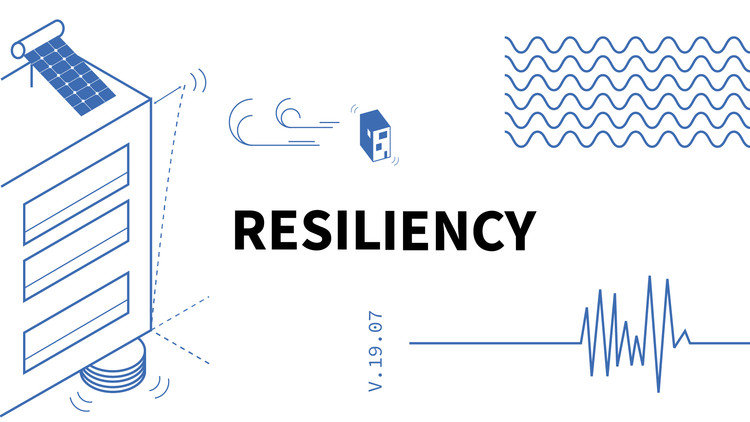 ArchDaily 七月主题:弹性建筑(Resilience in Architecture)