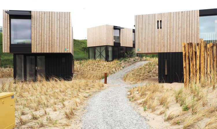 Qurios Zandvoort 荷兰公园小屋 / 2by4-architects, Courtesy of 2by4-architects