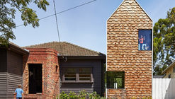 塔住宅 / Andrew Maynard Architects