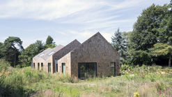 五英亩谷仓住宅 / Blee Halligan Architects