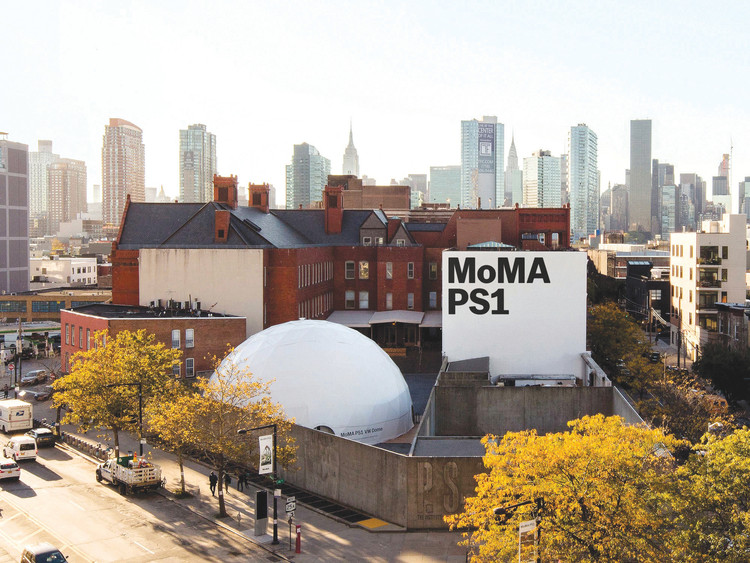 MoMA PS1青年建筑师计划将被搁置一年, MoMA PS1. Image Courtesy of MoMA PS1