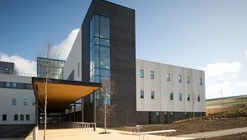 New Stobhill Hospital / Reiach And Hall Architects