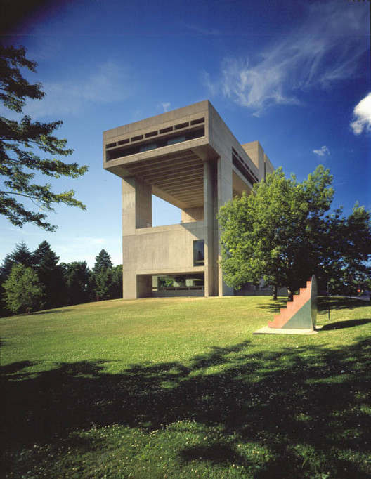 Johnson Museum New Wing / Pei Cobb Freed & Partners, © David O. Brown