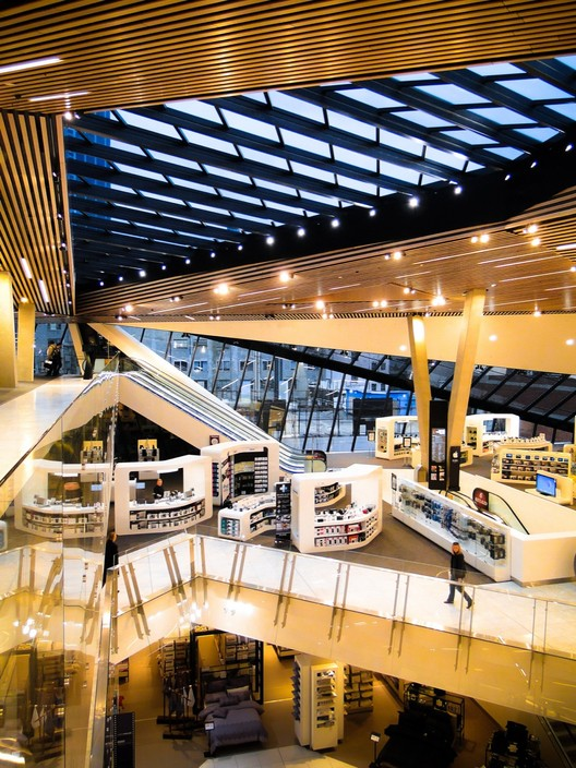 Myer Department Store / Peddle Thorp Architects, © Courtey of Peddle Thorp Architects