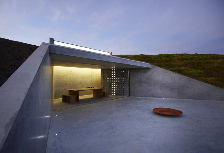 Wiroa Station Wine Cellar / MAP Architects, © Brian Cully