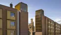 Student Accommodation, Somerville College / Níall McLaughlin Architects