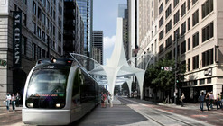 Downtown Houston Central Station Design Competition Shortlist /