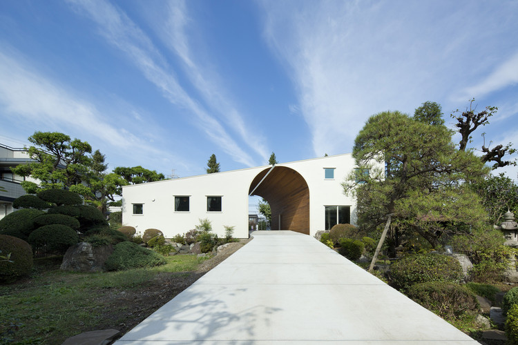 拱墙住宅  / naf architect & design, © Toshiyuki Yano