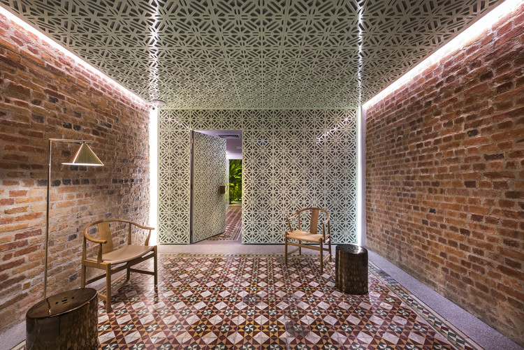 Loke Thye Kee住宅/ Ministry of Design, © CI&A Photography