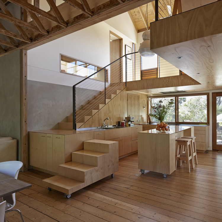 Hermes住宅/ Andrew Simpson Architects, © Peter Bennetts