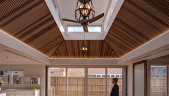 Clerestory 住宅 / Lai Cheong Brown