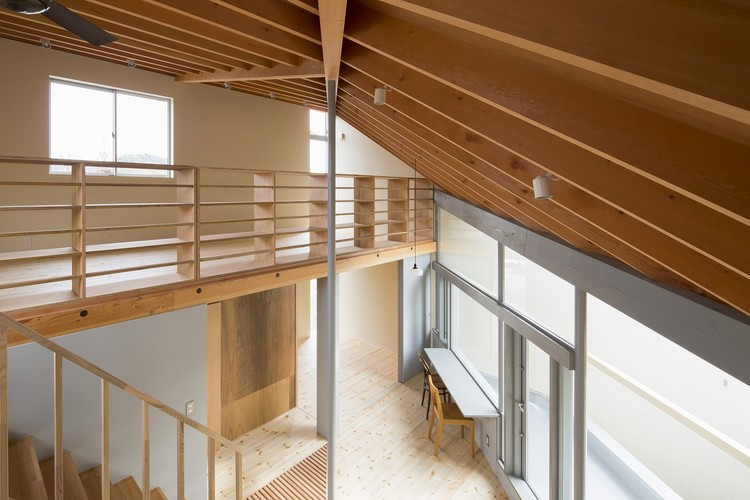 Terada 住宅 / Mizuno architecture design association, © Yoshiharu Hama / Studio melos