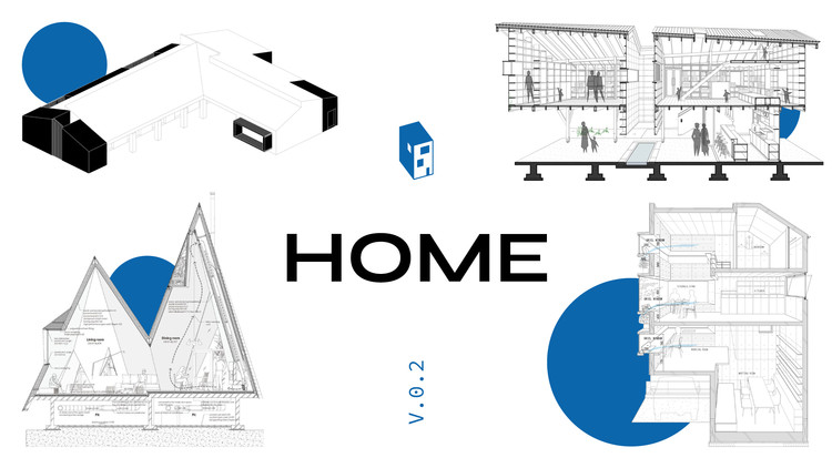 ArchDaily 三月主题:家(Home), Courtesy of ArchDaily