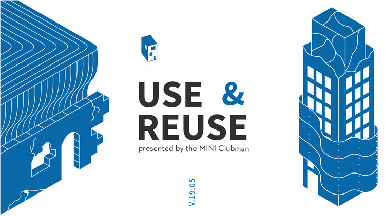 ArchDaily 五月主题:使用 & 再利用(Use & Reuse), Courtesy of ArchDaily