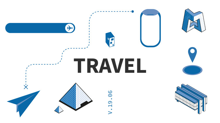 ArchDaily 六月主题:旅行(Travel), 感谢 ArchDaily