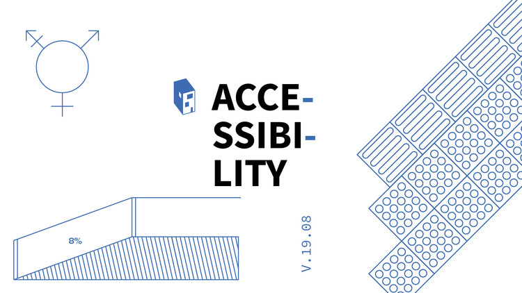 ArchDaily 八月主题:可达性(Accessibility)