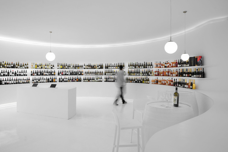 葡萄牙概念红酒店 / Porto Architects, © Ivo Tavares Studio