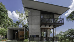 画布山住所 / Choo Gim Wah Architect